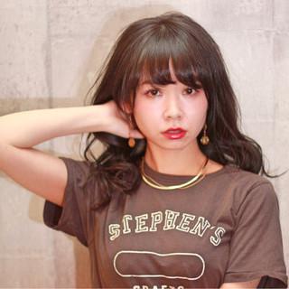 ロング 外国人風カラー イルミナカラー 透明感 ヘアスタイルや髪型の写真・画像