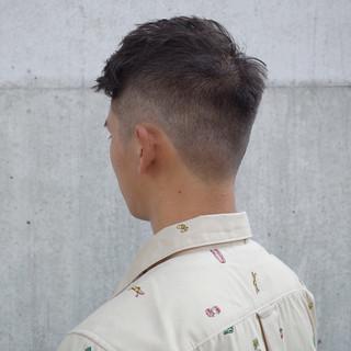 メンズヘア メンズショート 刈り上げ メンズ ヘアスタイルや髪型の写真・画像