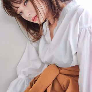 narumiさんのヘアスナップ