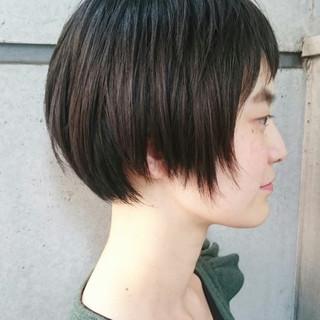 ナチュラル 大人かわいい 外国人風 暗髪 ヘアスタイルや髪型の写真・画像