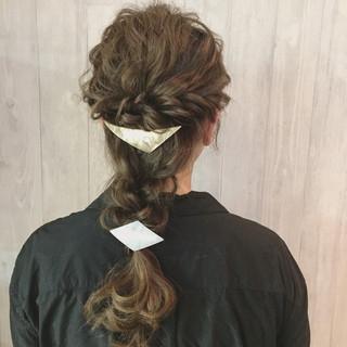 ヘアアレンジ ロング 大人女子 大人かわいい ヘアスタイルや髪型の写真・画像