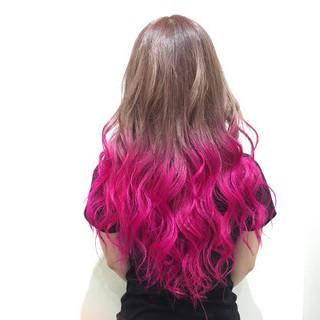 ベージュ 外国人風 ガーリー 渋谷系 ヘアスタイルや髪型の写真・画像