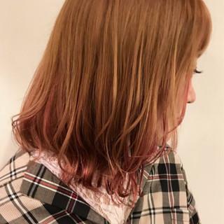 戸井田真幸さんのヘアスナップ
