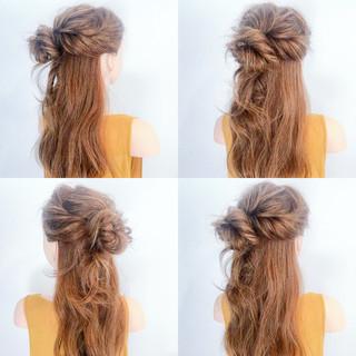 涼しげ デート フェミニン 色気 ヘアスタイルや髪型の写真・画像