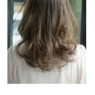 ナチュラル 大人かわいい 冬 秋 ヘアスタイルや髪型の写真・画像