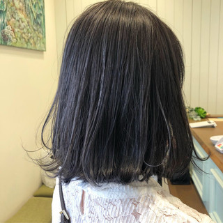 ブリーチ フェミニン ブリーチオンカラー ハイライト ヘアスタイルや髪型の写真・画像