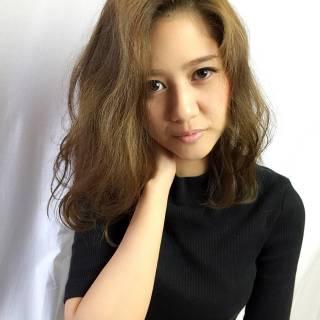 外国人風 ガーリー 大人かわいい ゆるふわ ヘアスタイルや髪型の写真・画像