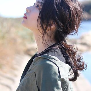 増田真也さんのヘアスナップ