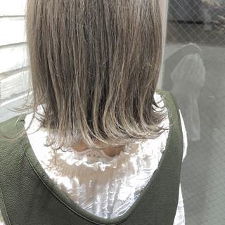 前髪あり ボブ 簡単ヘアアレンジ デート ヘアスタイルや髪型の写真・画像