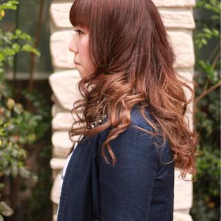 安部 円さんのヘアスナップ