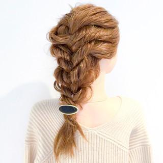 謝恩会 ロング 上品 結婚式 ヘアスタイルや髪型の写真・画像 ヘアスタイルや髪型の写真・画像