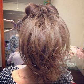 ガーリー 渋谷系 ヘアアレンジ モテ髪 ヘアスタイルや髪型の写真・画像 ヘアスタイルや髪型の写真・画像