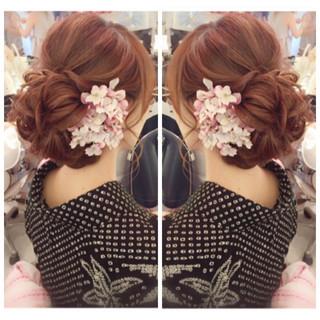 ナチュラル ヘアアレンジ ロング 簡単ヘアアレンジ ヘアスタイルや髪型の写真・画像 ヘアスタイルや髪型の写真・画像