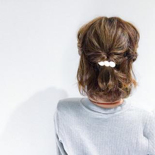 オフィス エレガント デート アウトドア ヘアスタイルや髪型の写真・画像