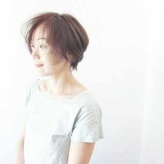 大人女子 こなれ感 大人かわいい ナチュラル ヘアスタイルや髪型の写真・画像