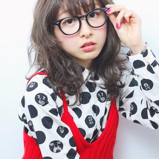 松永瑞樹さんのヘアスナップ