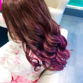 ハロウィン 冬 モード 秋 ヘアスタイルや髪型の写真・画像 ヘアスタイルや髪型の写真・画像