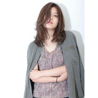 パーマ 外国人風 ストリート ピュア ヘアスタイルや髪型の写真・画像
