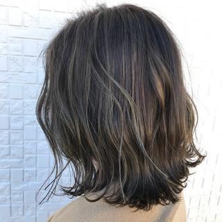 外国人風 ハイライト ストリート こなれ感 ヘアスタイルや髪型の写真・画像