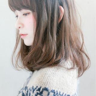 大人かわいい ナチュラル ヘアアレンジ 外国人風 ヘアスタイルや髪型の写真・画像