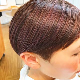 ヘアアレンジ ショート スポーツ アウトドア ヘアスタイルや髪型の写真・画像