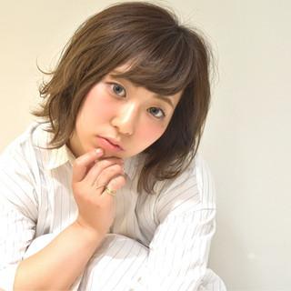 大人女子 ゆるふわ ナチュラル ガーリー ヘアスタイルや髪型の写真・画像