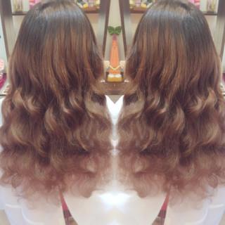こなれ感 大人女子 モテ髪 ロング ヘアスタイルや髪型の写真・画像