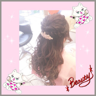 波ウェーブ ショート ロング ヘアアレンジ ヘアスタイルや髪型の写真・画像 ヘアスタイルや髪型の写真・画像