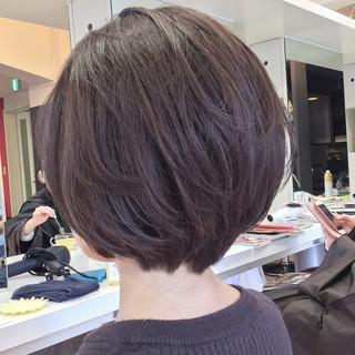 デート ヘアアレンジ ショート 上品 ヘアスタイルや髪型の写真・画像 ヘアスタイルや髪型の写真・画像
