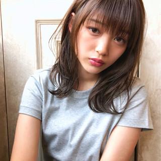 ミディアム 簡単ヘアアレンジ 女子力 ヘアアレンジ ヘアスタイルや髪型の写真・画像