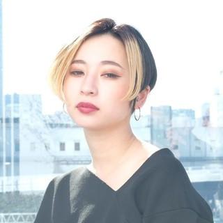 ハンサムショート モード 阿藤俊也 似合わせカット ヘアスタイルや髪型の写真・画像 ヘアスタイルや髪型の写真・画像