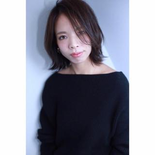 Yumi Hiramatsuさんのヘアスナップ
