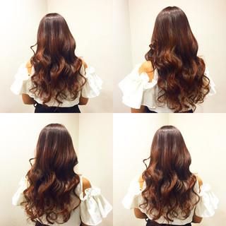 ボブ ナチュラル セミロング フェミニン ヘアスタイルや髪型の写真・画像 ヘアスタイルや髪型の写真・画像