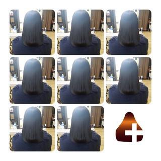 名古屋市守山区 ロング 髪の病院 頭皮ケア ヘアスタイルや髪型の写真・画像