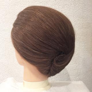 簡単ヘアアレンジ デート 結婚式 ヘアアレンジ ヘアスタイルや髪型の写真・画像 ヘアスタイルや髪型の写真・画像