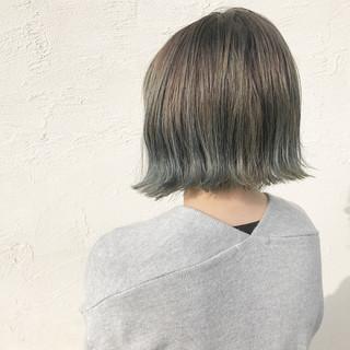 BLUFF hairdesignさんのヘアスナップ