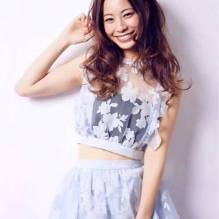 小顔見えヘア☆顔型と長さを押さえれば小顔美人になれる髪型に出会える!?