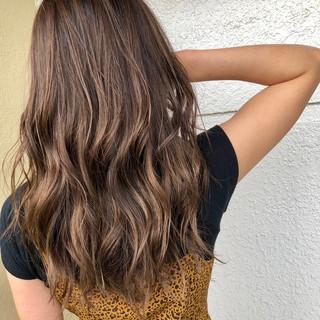 ラベンダーアッシュ 外国人風カラー ナチュラル アッシュグレージュ ヘアスタイルや髪型の写真・画像