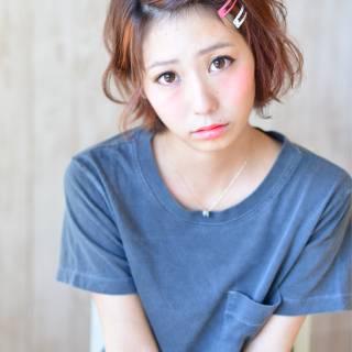 モテ髪 ヘアアレンジ ナチュラル 愛され ヘアスタイルや髪型の写真・画像