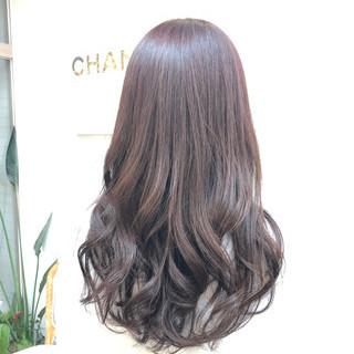 フェミニン パーマ オフィス 簡単ヘアアレンジ ヘアスタイルや髪型の写真・画像