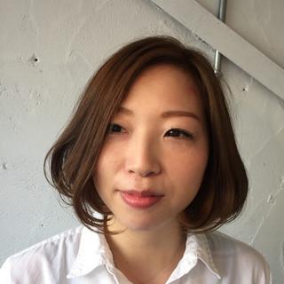 大人かわいい アッシュ 外国人風 ボブ ヘアスタイルや髪型の写真・画像 ヘアスタイルや髪型の写真・画像