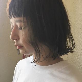 秋 透明感 リラックス ヘアアレンジ ヘアスタイルや髪型の写真・画像