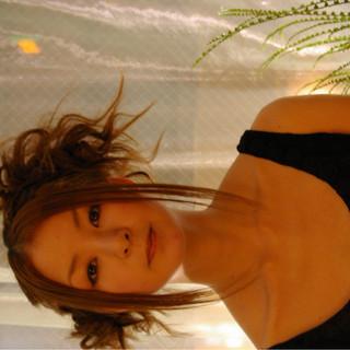 アッシュ ショート 外国人風 ナチュラル ヘアスタイルや髪型の写真・画像