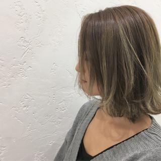 ボブ デート 成人式 ストリート ヘアスタイルや髪型の写真・画像
