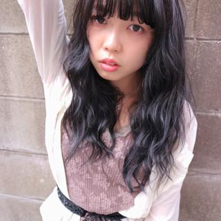 大人女子 ブルージュ ストリート 黒髪 ヘアスタイルや髪型の写真・画像 ヘアスタイルや髪型の写真・画像