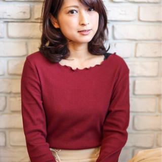 山本真也さんのヘアスナップ