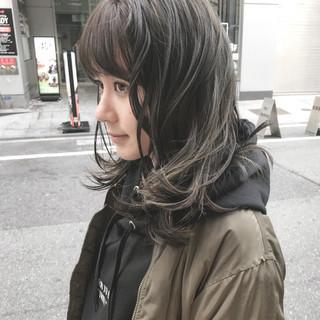 デート スポーツ 冬 外国人風 ヘアスタイルや髪型の写真・画像 ヘアスタイルや髪型の写真・画像