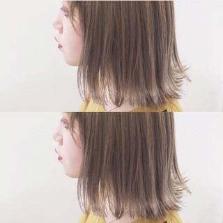 ブロンドカラー ブロンド アッシュベージュ アッシュ ヘアスタイルや髪型の写真・画像 ヘアスタイルや髪型の写真・画像