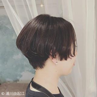 ショート モード モテ髪 大人かわいい ヘアスタイルや髪型の写真・画像