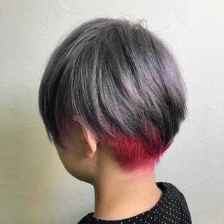 ピンク ゆるふわ グレージュ 上品 ヘアスタイルや髪型の写真・画像 ヘアスタイルや髪型の写真・画像
